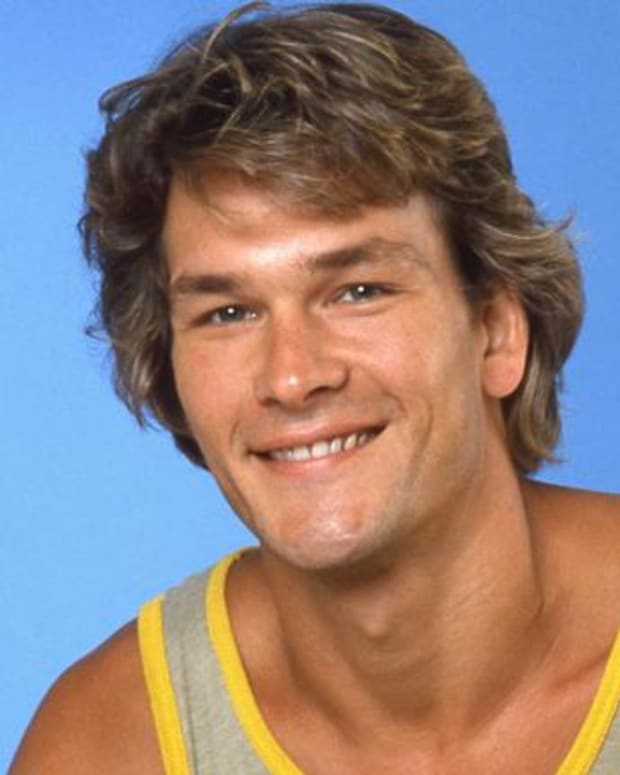 Patrick Swayze - Early Years as a Dancer