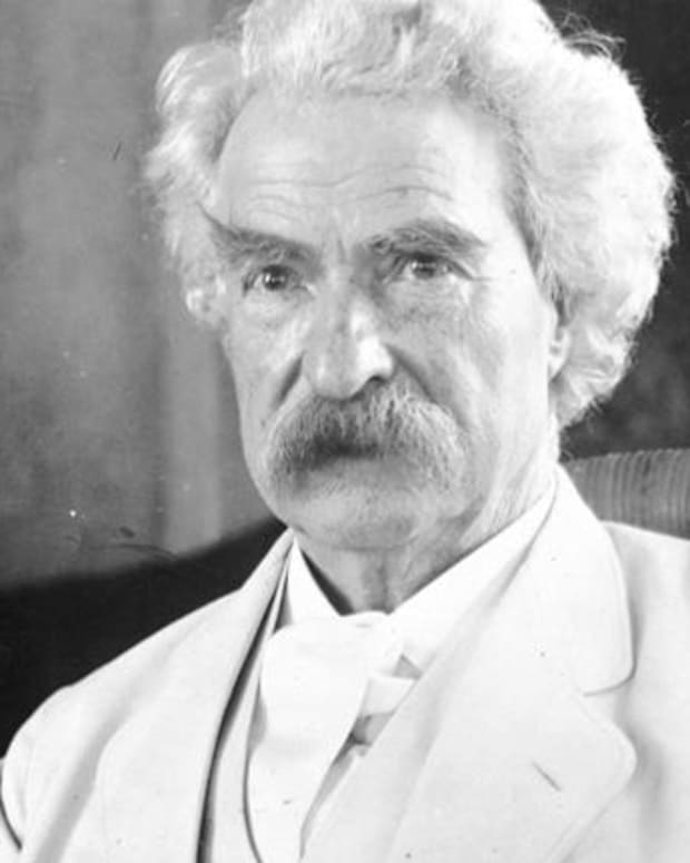 Mark Twain - About His Autobiography