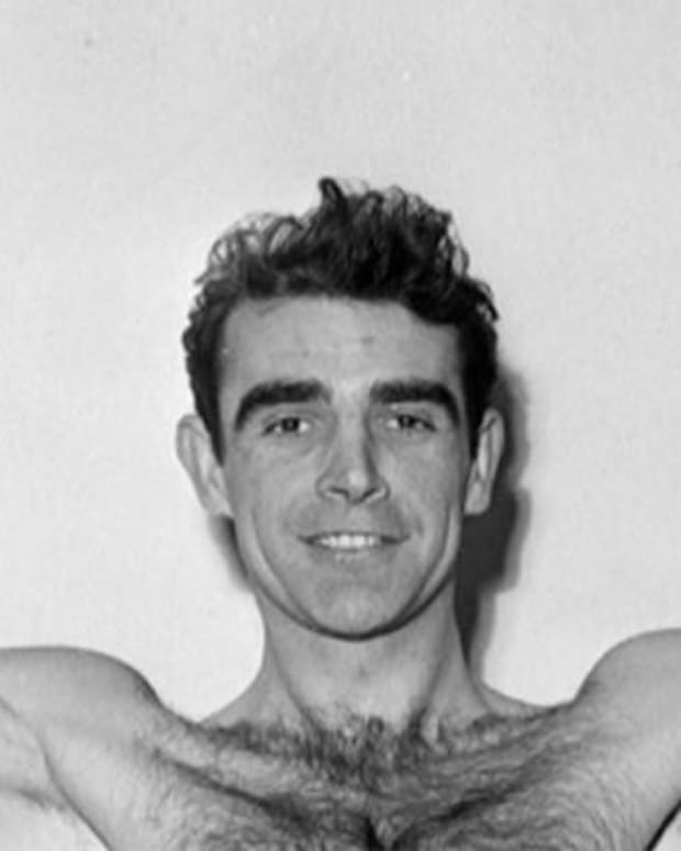 Sean Connery - Growing Up