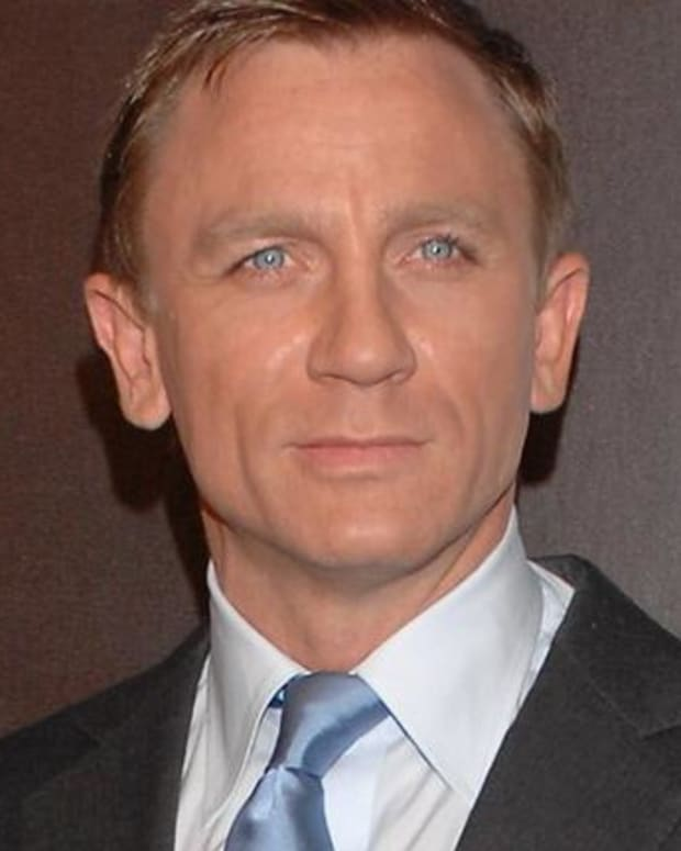 Daniel Craig - Becoming Bond