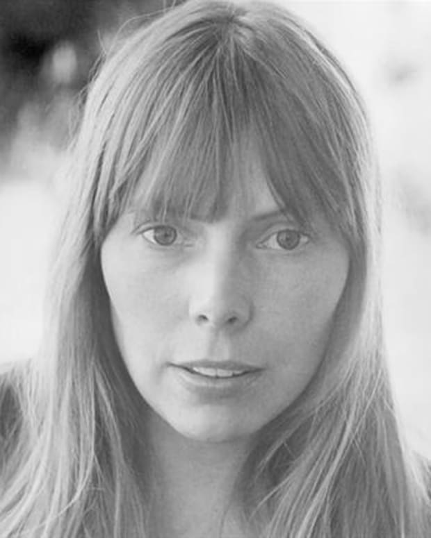 Joni Mitchell - Mini Biography - do not use