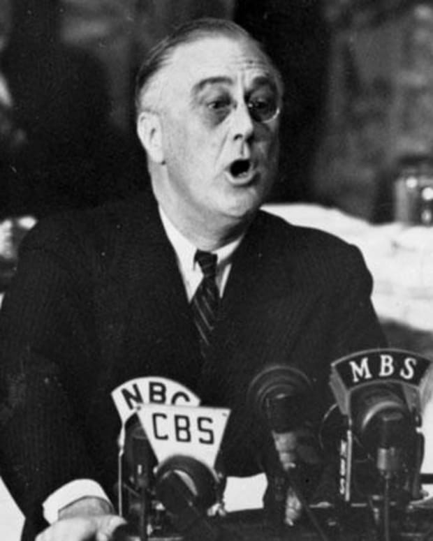 Franklin D. Roosevelt - Mini Biography