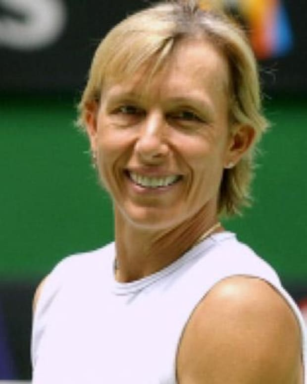 Martina Navratilova - Full Episode