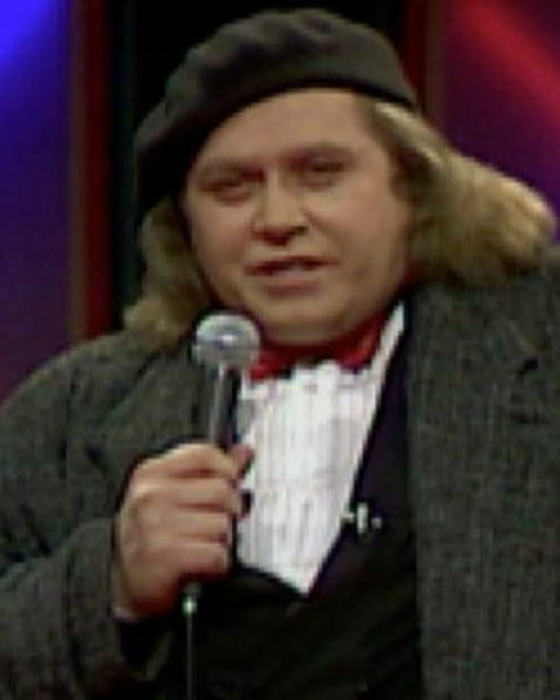 The Tragic Side of Comedy: Sam Kinison