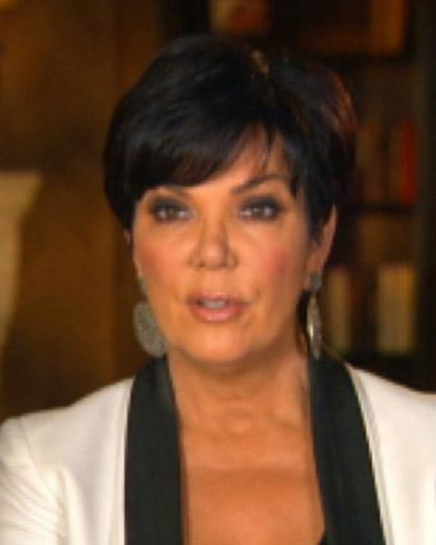 Hot, Famous, and 40: Kris Jenner - On the Key to Hotness