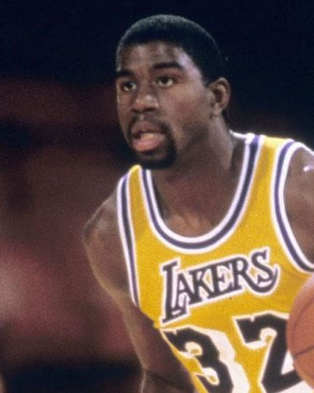 Magic Johnson - Mini Biography