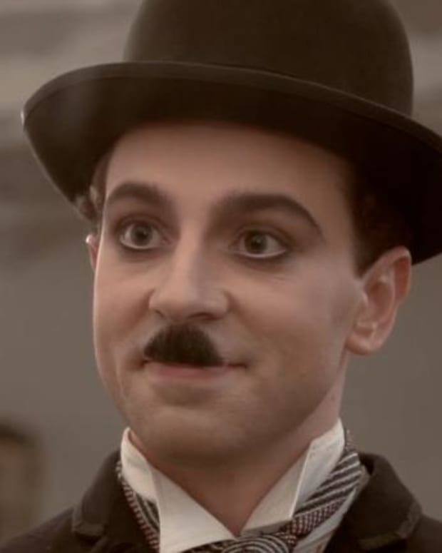 Charlie Chaplin: On Broadway