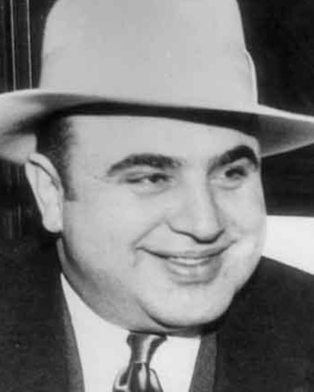 al capone taking him out biography