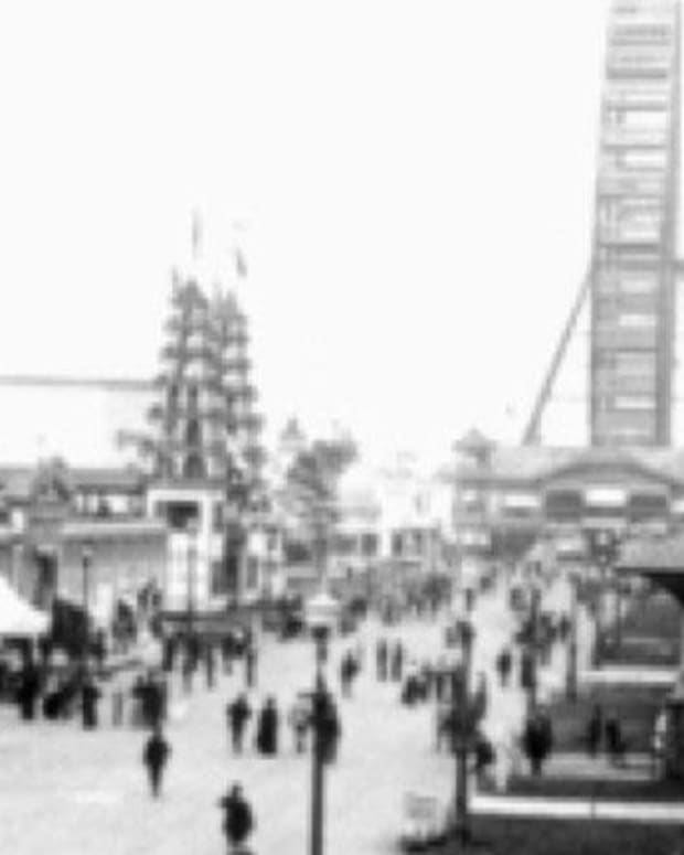 H.H. Holmes - The World's Fair