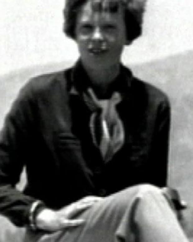 Amelia Earhart - The Longest Flight