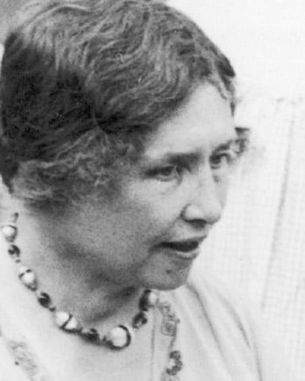 Helen Keller - Taught by Anne Sullivan