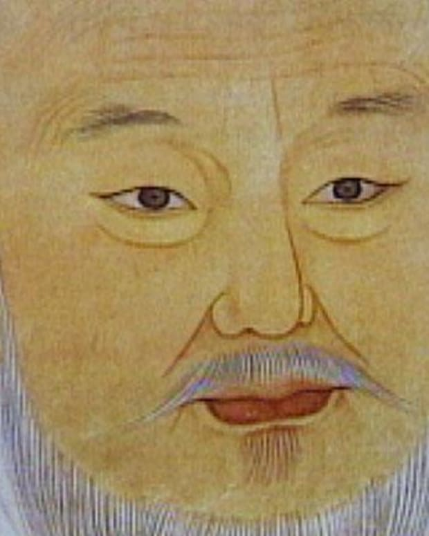 Genghis Khan - Mini Biography