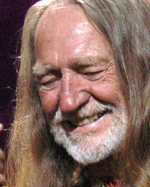 Willie Nelson - Playing with Ray Charles