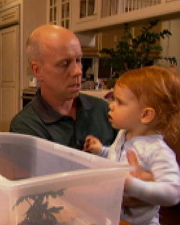 Scott Hamilton: Return to the Ice - Just a Dad