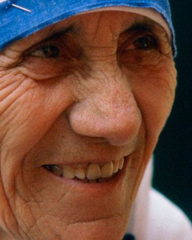 Mother Teresa - A Message from God