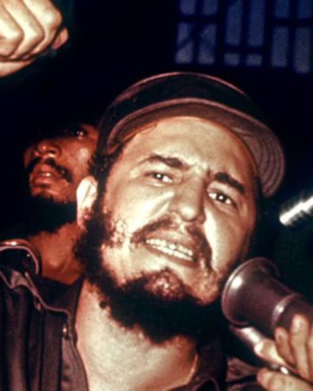 Fidel Castro - The Cuban Revolution