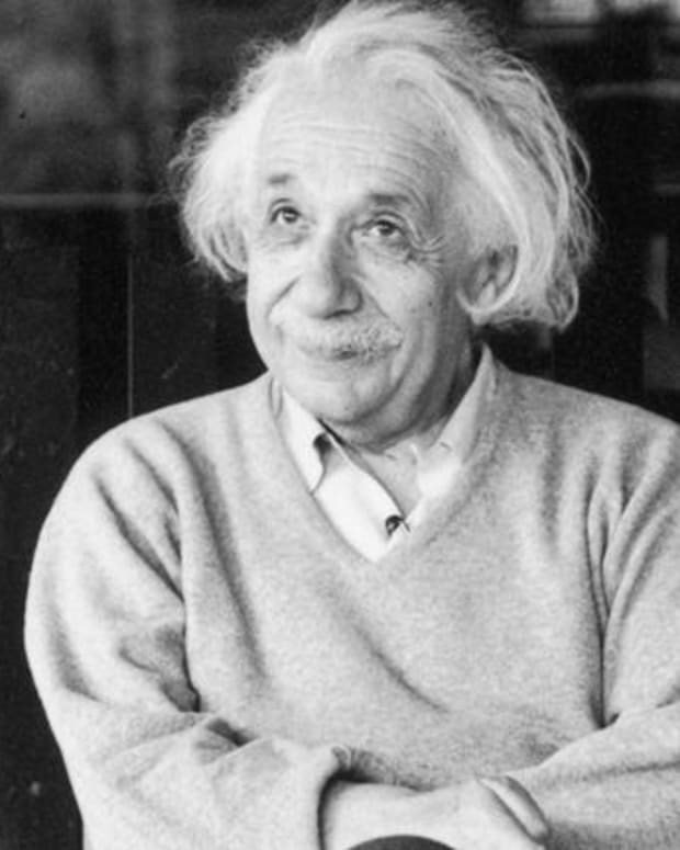 Albert Einstein - Father of the Atomic Age