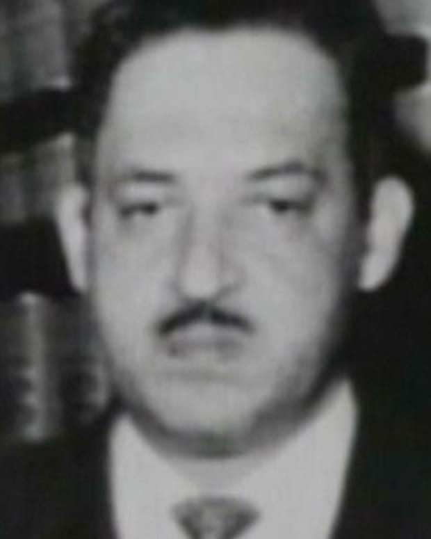 Thurgood Marshall - NAACP Legal Defense Fund