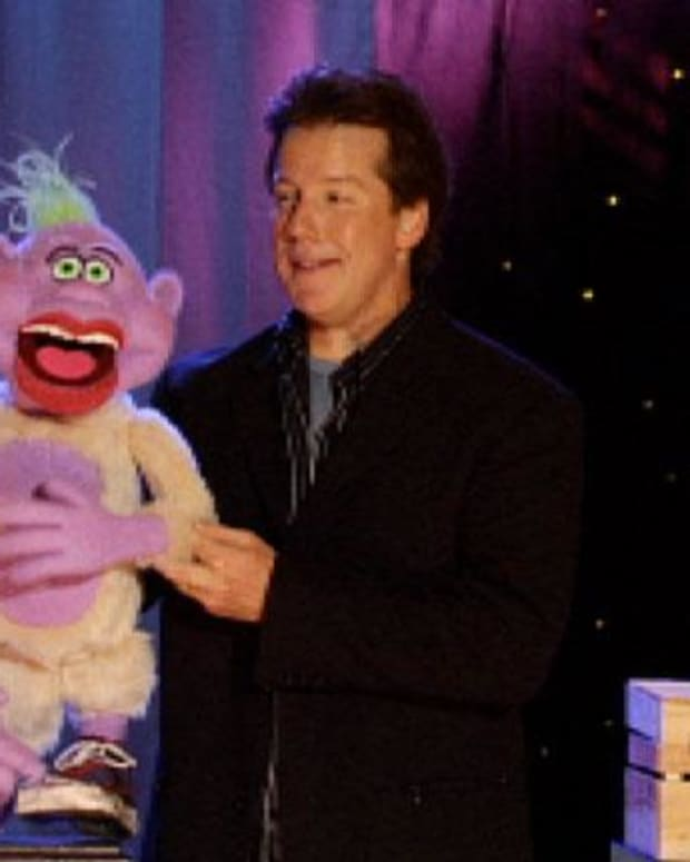 Jeff Dunham - Birth of a Dummy - Preview