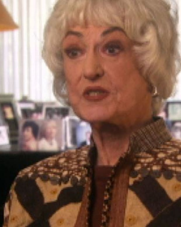 Bea Arthur - Mini Biography