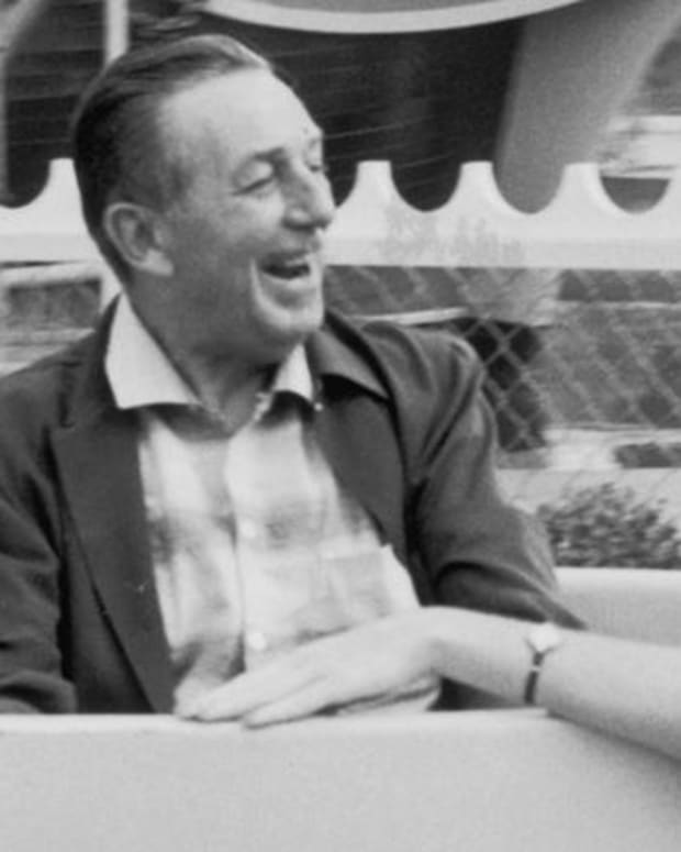 Walt Disney - The Magic Kingdom