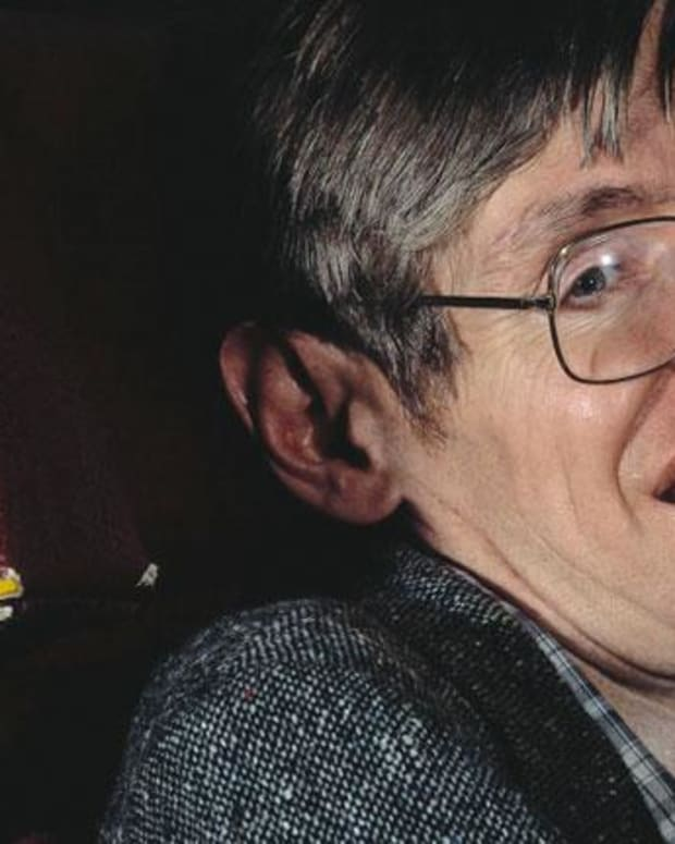 Stephen Hawking - Mini Biography