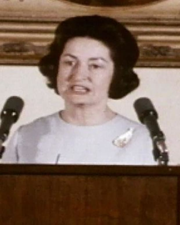 Lady Bird Johnson - Crime Prevention