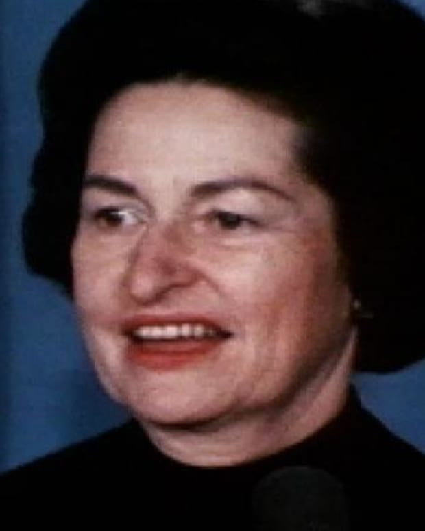 Lady Bird Johnson - Postage Stamps
