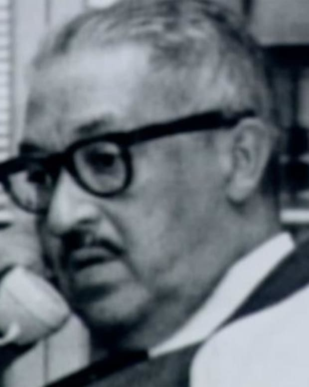 Thurgood Marshall - The Solicitor General