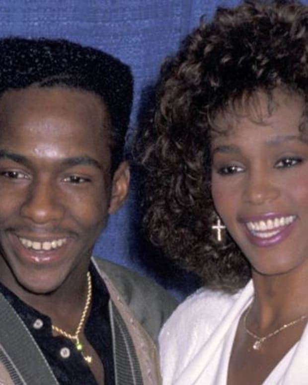 Whitney Houston - Meeting Bobby Brown