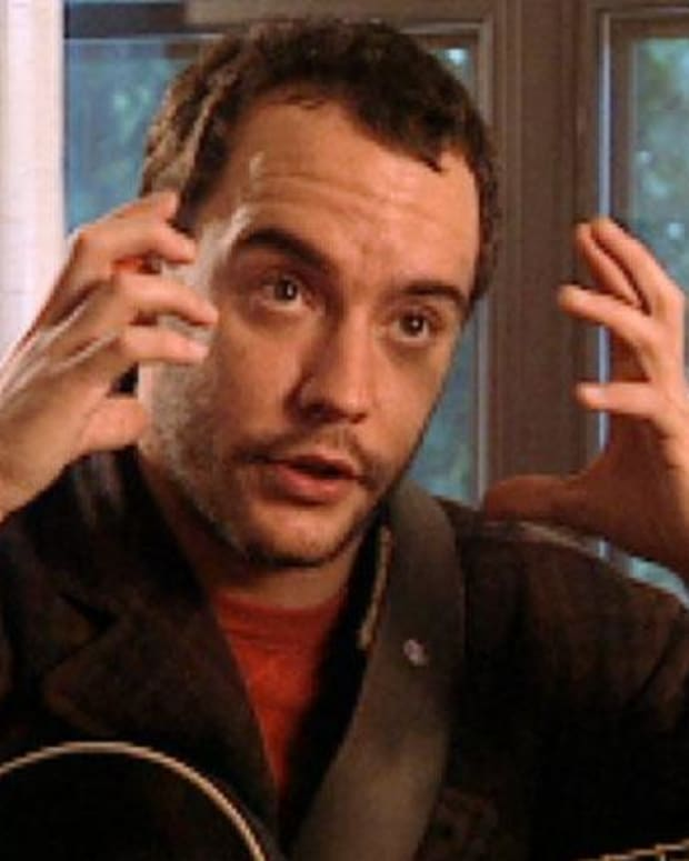 Dave Matthews - Songwriting Philosophy