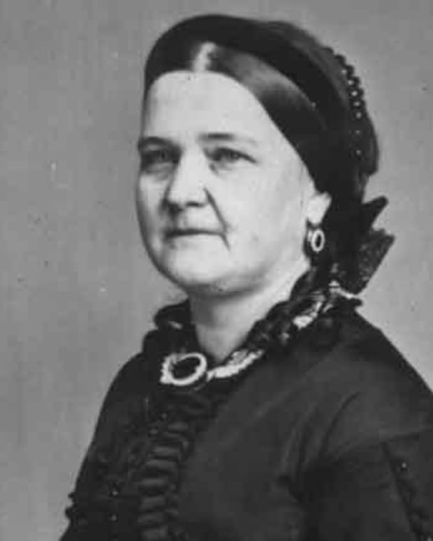 Mary Todd Lincoln - Influence Peddler