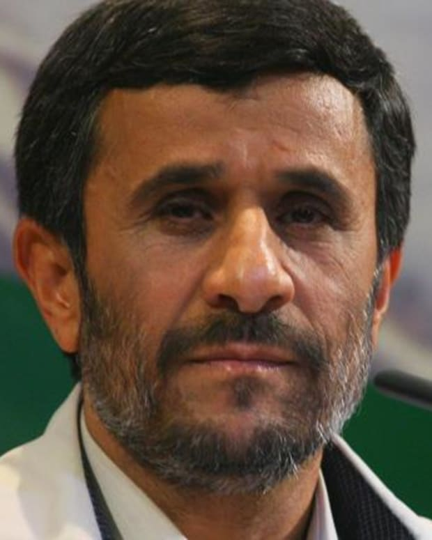Mahmoud Ahmadinejad - Mini Biography