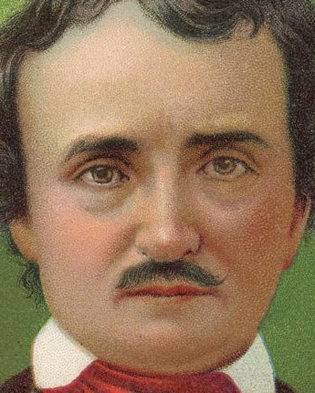 10 facts about edgar allan poe