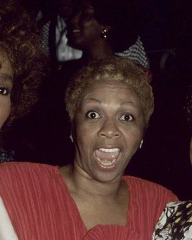 Whitney Houston  - A Musical Family