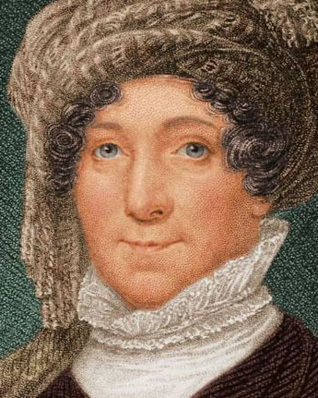 Dolley Madison - Mini Bio