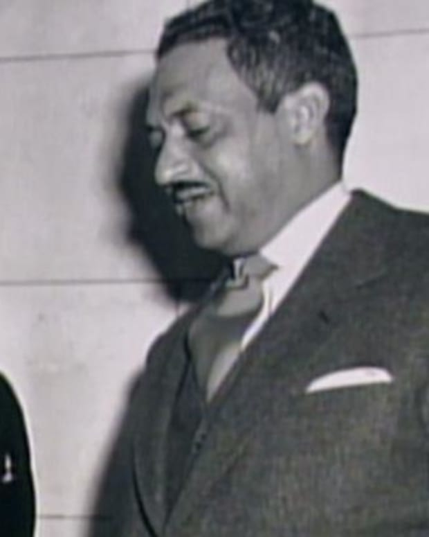 Thurgood Marshall - The Brown vs Board of Education Case