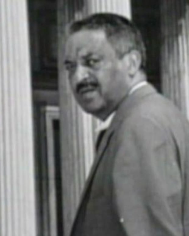 Thurgood Marshall - Reaction to Brown vs Board of Education