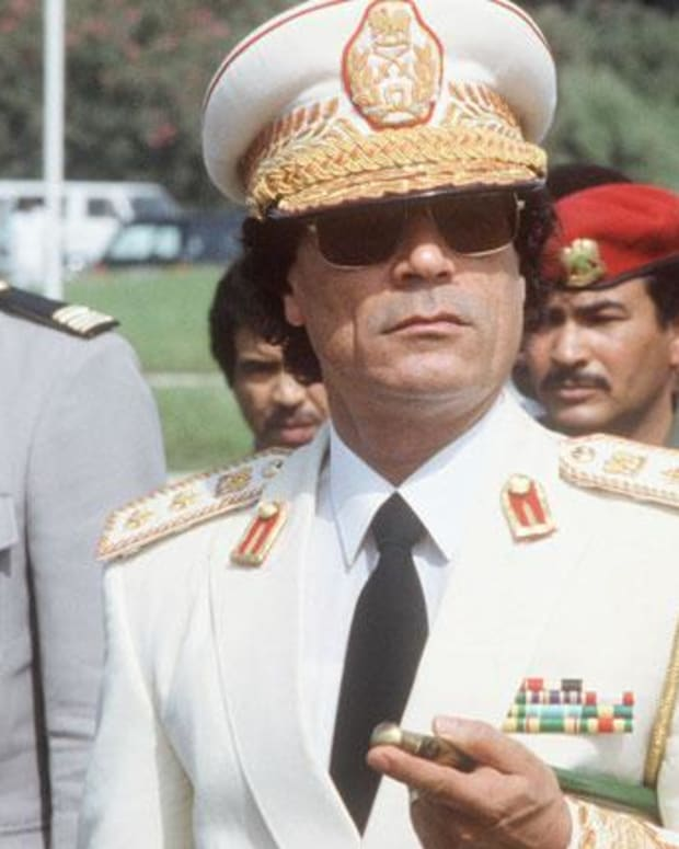 Muammar al-Qaddafi - Mini Biography