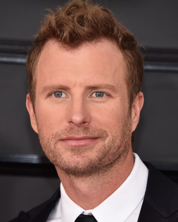 Dierks Bentley in 2017