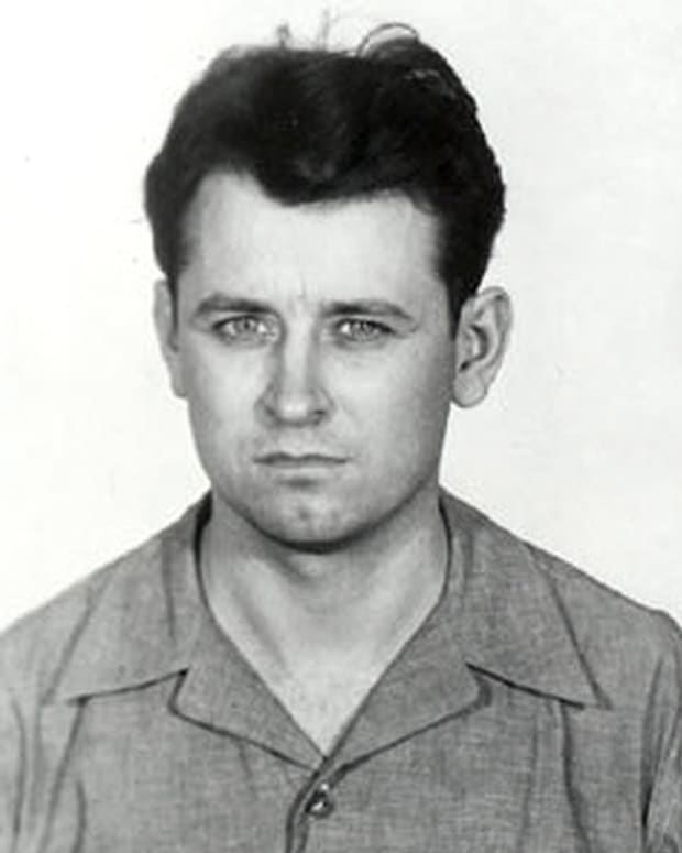 James Earl Ray Mugshot