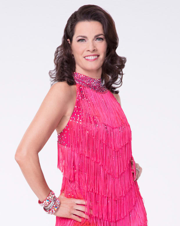 Nancy Kerrigan Dancing With the Stars Photo