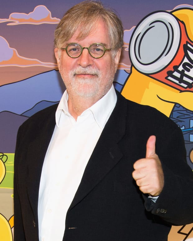 Matt Groening in 2016