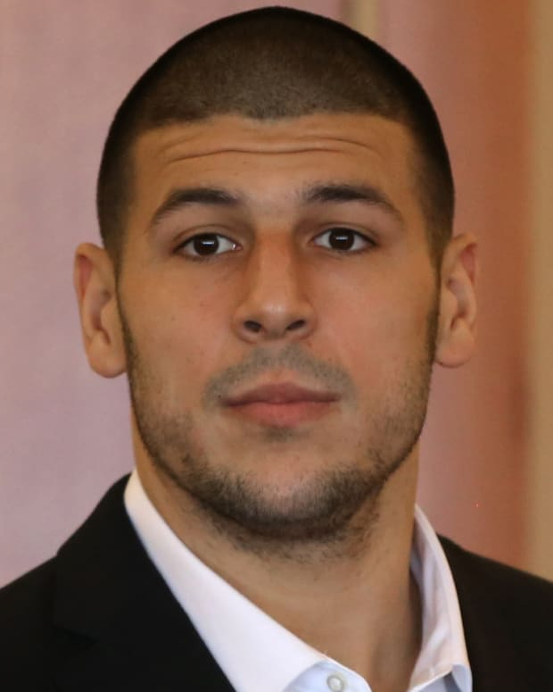 Athlete  Biography Aaron Hernandez