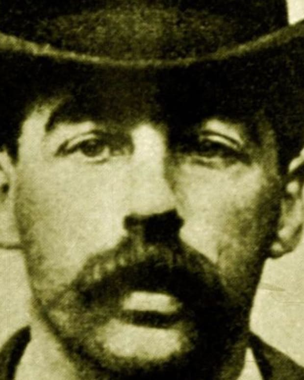 HISTORY's 'American Ripper': Could H H  Holmes Be Jack the Ripper