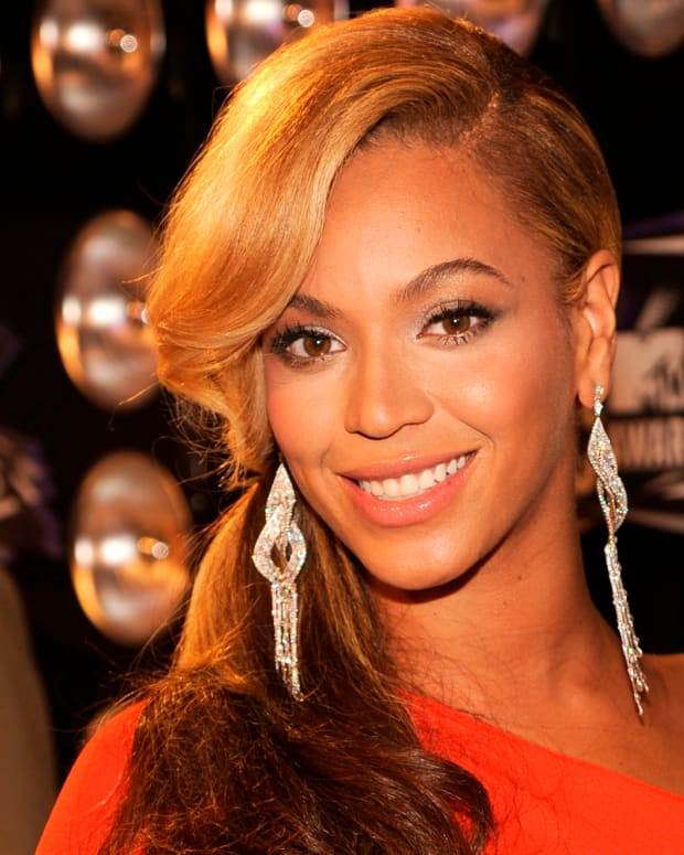 Beyonce in 2011