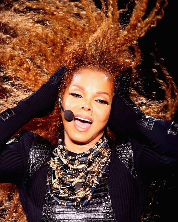 Janet Jackson in 2016
