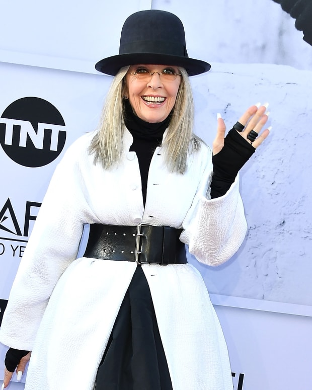Diane Keaton AFI Photo