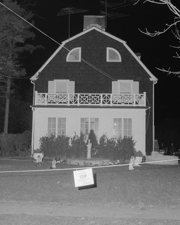 Amityville Horror House Photo