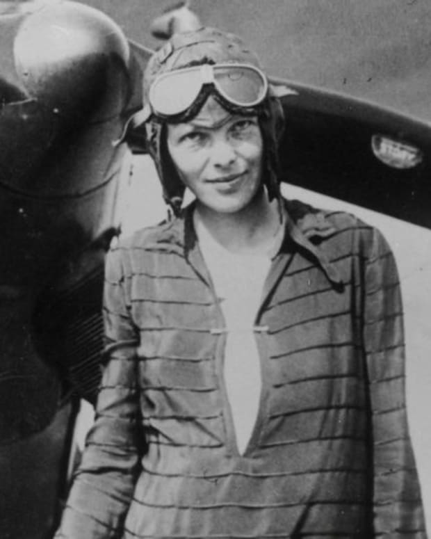 Amelia Earhart Photo